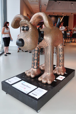 National Treasure Gromit (side view)