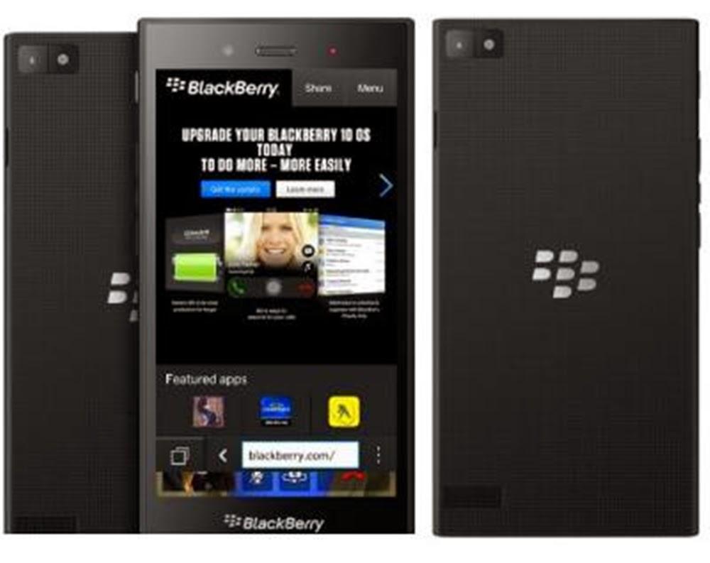 Blackberry Z3 , Harga Dan Spesifikasi