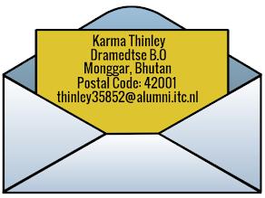Envelope Address