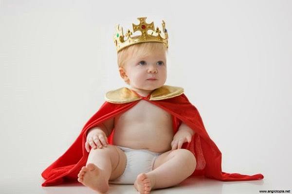 Photo bébé prince