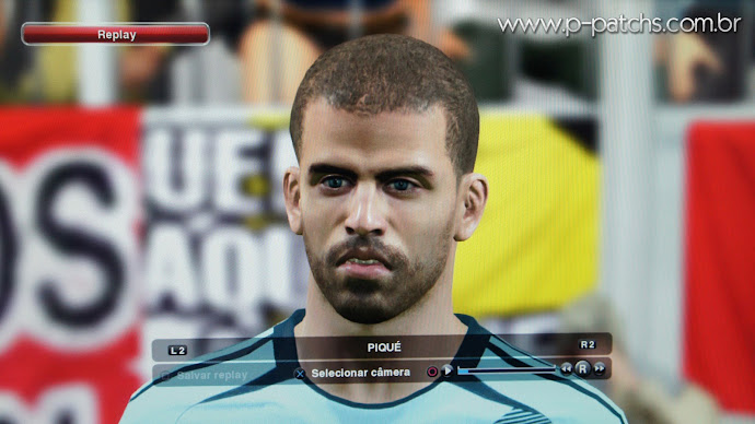 Face do Pique no PES 2014