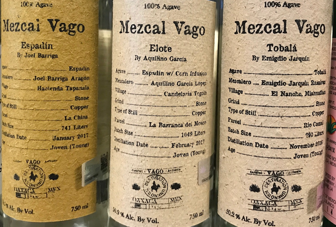 Vago Mezcal Elote The Wine and Cheese