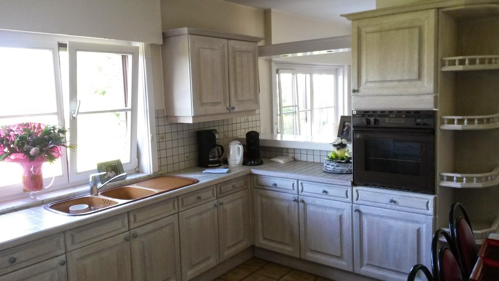 Eiken Keuken Beitsen : Renovatie van een eiken keuken te Zwevegem Renovatie van