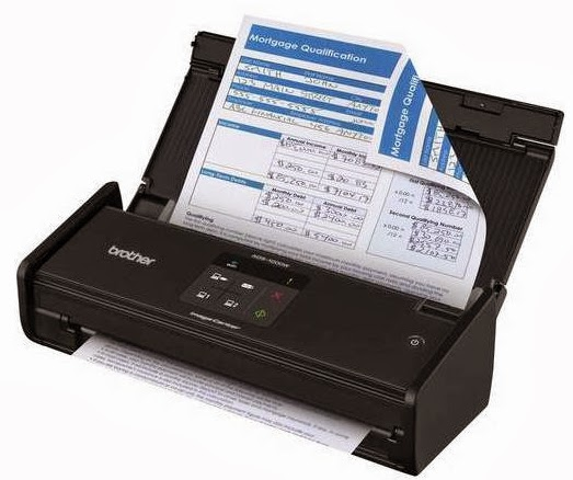 Brother ADS-1100W Scanner Driver Download