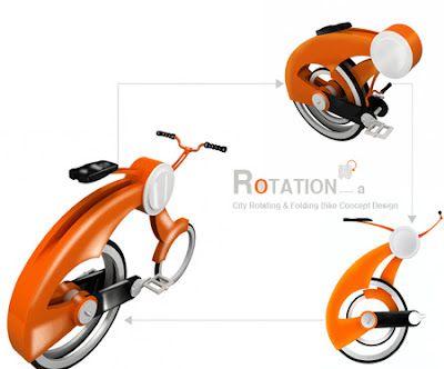 Cool Folding Bikes and Creative Folding Bike Designs (20) 13