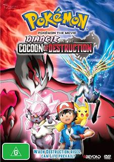 Filme Pokémon o Filme: Diancie e o Casulo da Destruição