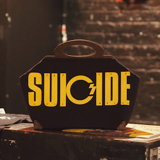 Custom Framed Career Suicide Handbag