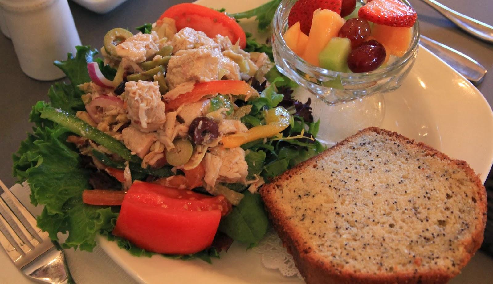 Norma s chicken salad recipe