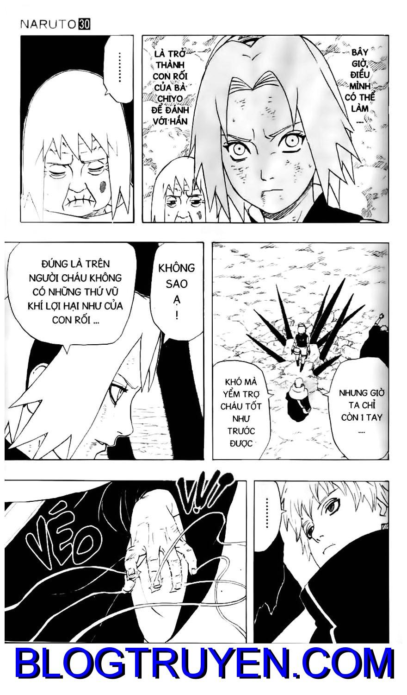 Naruto chap 269 Trang 12 - Mangak.info