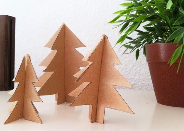 Como hacer arbol de navidad con cajas de carton youtube - Hacer arbol navidad ...