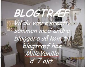 Jeg deltog i blogtræf: