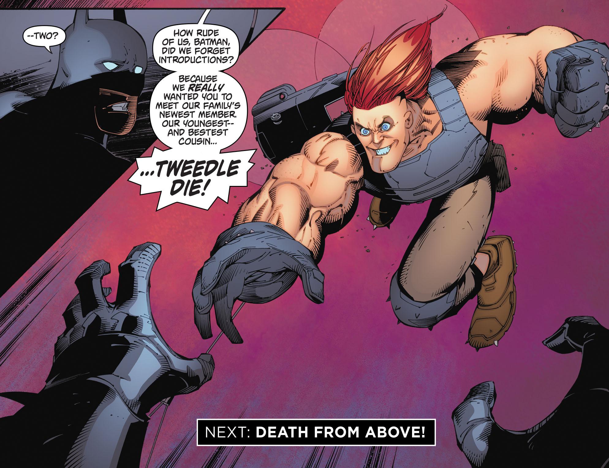 Batman: Arkham Knight [I] Issue #11 #13 - English 22