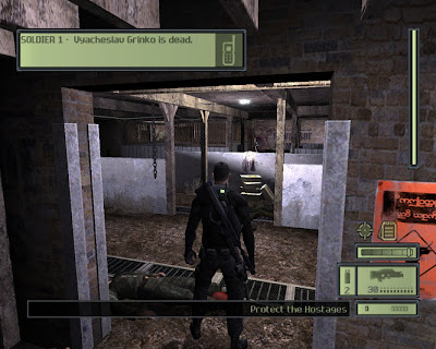 Tom Clancy's Splinter Cell Screenshots 2
