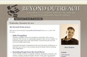 Beyond Outreach