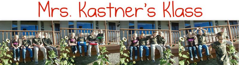 Mrs. Kastner's Klass