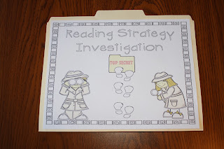 http://www.teacherspayteachers.com/Product/Reading-Strategy-Investigation-975394