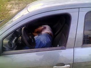 Quixeramobim: Bandidos ordenam que passageiros abandonem veículo e matam motorista