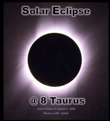 Solar Eclipse: April 29th