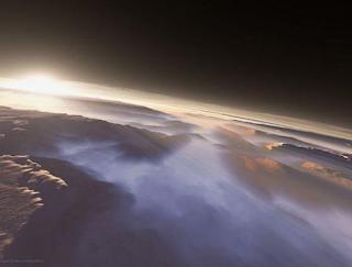 Curiosity Finds Mars' Atmosphere Depleted But Still Active