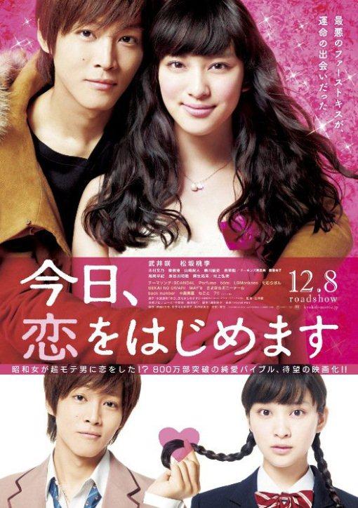 xem phim Tình Yêu Tập Sự - Love For Beginners (2012) full hd vietsub online poster