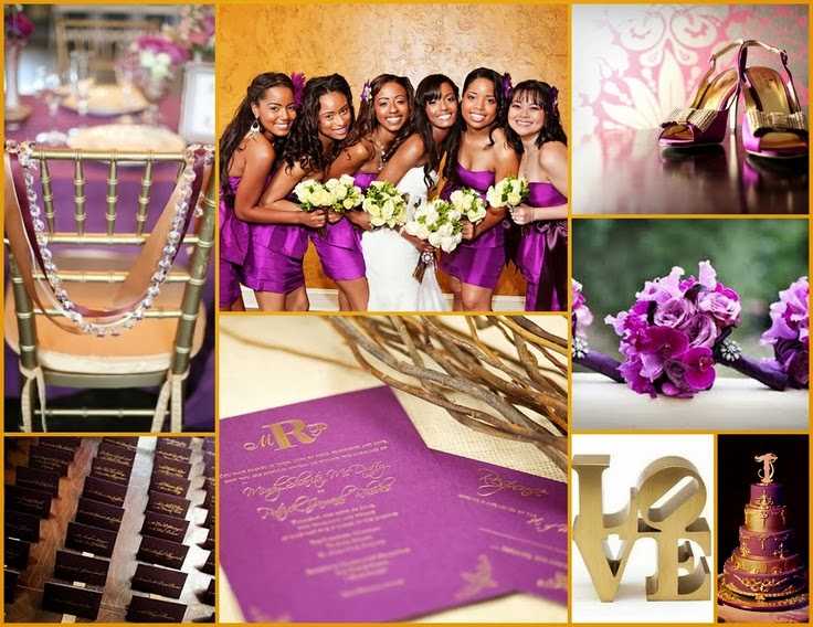 Wediquette and Parties: Weddings Across the Board: African Wedding ...