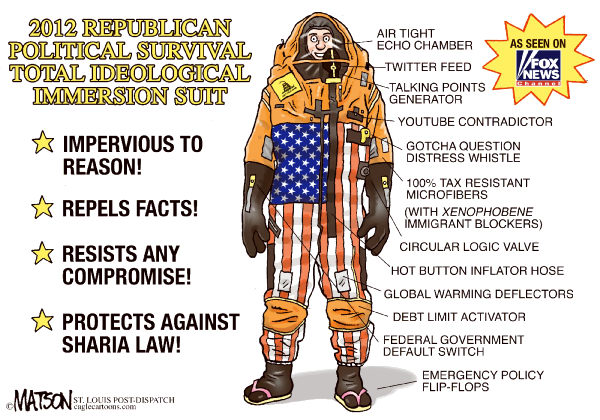 Republican survival suit 