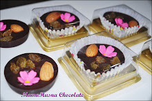 Round choc suit for doorgift(RM3)