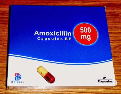 Obat Sakit Gigi Paling Ampuh! Amoxicillin