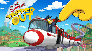 Los Simpsons: Tapped Out v4.16.4 Monorail Hack (Dinero/ Donuts / XP / Tickets/Todo Infinito) - Android [Springfield]
