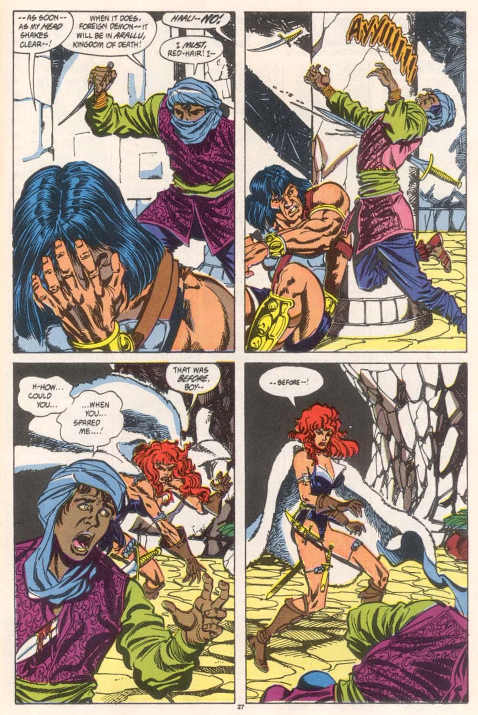 Conan the Barbarian (1970) Issue #246 #258 - English 21