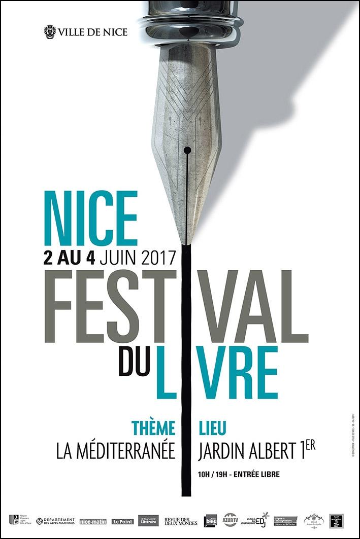 Festival du livre Nice 2018