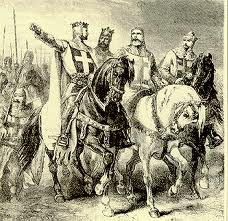 describing the crusaders of the western european christians 2018-08-11 the real history of the crusades thomas f  the crusaders introduced western aggression to the peaceful middle east and then deformed the enlightened muslim  nor a betrayal of western christian teaching and practice.