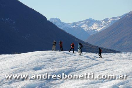 Minitrekking - Glaciar Perito Moreno - Perito Moreno Glacier - Patagonia - Andrés Bonetti
