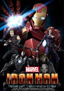 Iron Man: La Rebelion Del Technivoro – DVDRIP LATINO