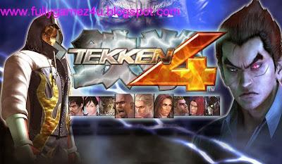 Download Free Tekken 4 Game