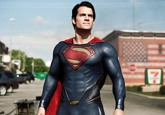 Man of Steel: New Trailer & Images