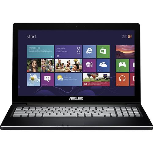 Asus Q501LA-BBI5T03 15.6-inch Touch-Screen Laptop PC Review