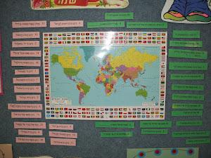 משחקים לימודיים בנושא ארצות