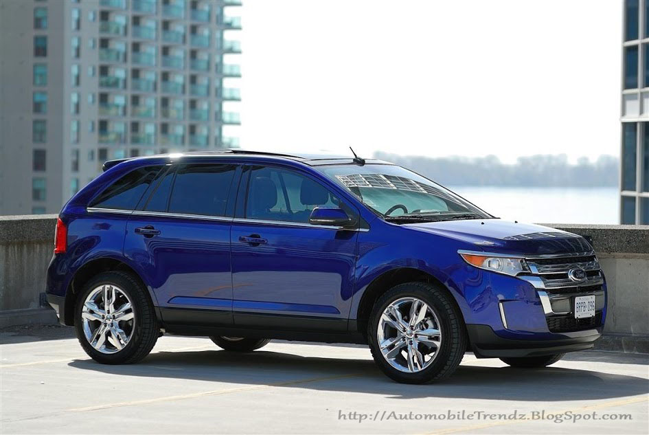 automobile trendz 2013 ford edge limited awd. Black Bedroom Furniture Sets. Home Design Ideas