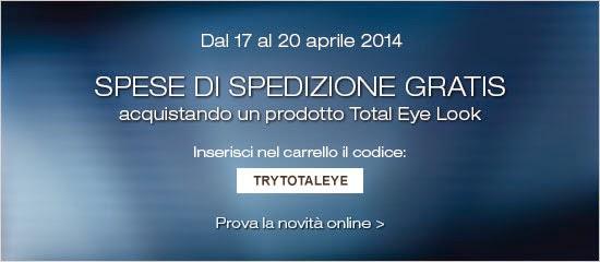 KIKO - Spedizione gratuita con Total Eye Look