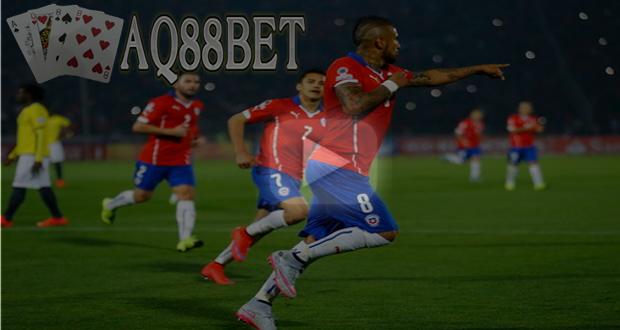Agen Piala Eropa - Highlights Pertandingan Chile 2-0 Ecuador (Copa America) 12/06/2015