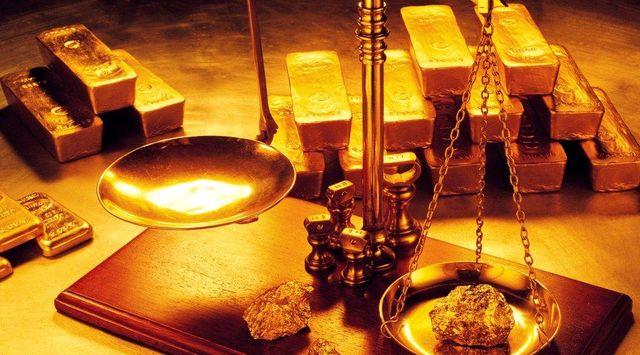 Рост цен на банковское золото