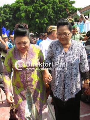 Ratu Keraton Surakarta Hadiri Haul Sunan Prawoto