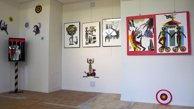 expo cirque Regneville de Brigitte Rio