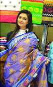 Neha Deshpande at Pochampally IKAT Art Mela 2015 Photos-thumbnail-15
