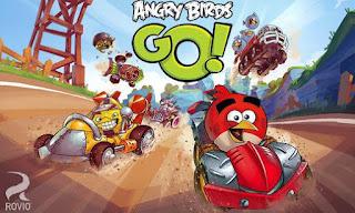 Angry Birds Go! 1.10.1 – Mod (unlimited coins)+Data Apk