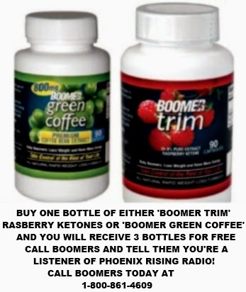 BOOMERS SPECIAL - BUY ONE GET THREE FREE