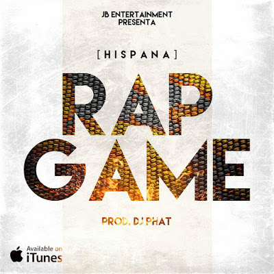 Hispana - Rap Game (Single) [2015]