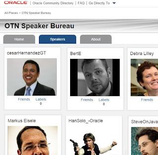 OTN Speaker Bureau