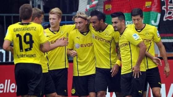 Prediksi Borussia Dortmund vs Nurnberg � Liga Jerman 1 Maret 2014